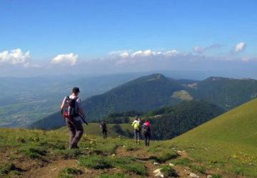 Bugey Sud Randonnée au Grand Colombier