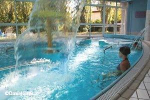 Thermal baths in Divonne-les-Bains