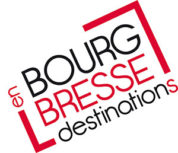Logo Bourg-en-Bresse Destination