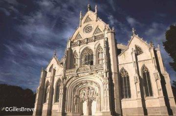 Monastere Royal de Brou à Bourg en Bresse