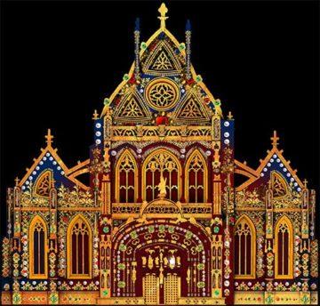 Monastère royal de Brou : événement Couleurs d'Amour
