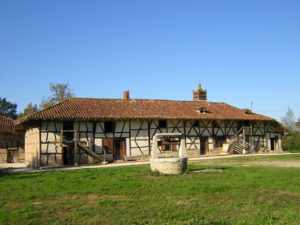 Ferme du Sougey à Montrevel en Bresse