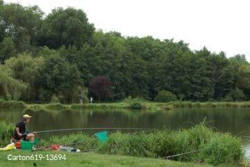 Pêche en rivière, en étang