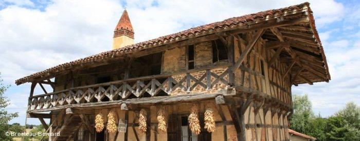 Ferme musée de la Forêt à Courtes