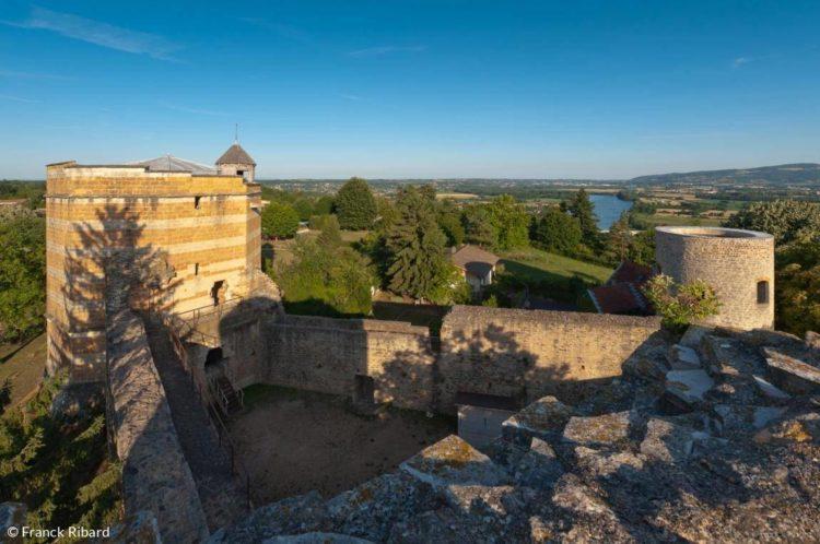 Chateau de Trevoux