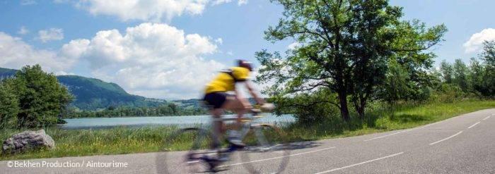 ViaRhona cyclo sportive itinerance velo