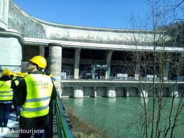Barrage de Génissiat