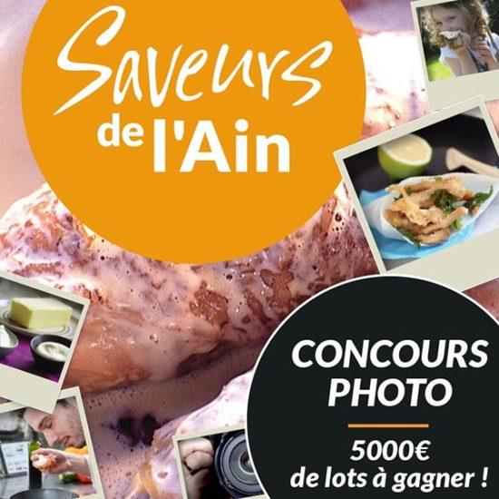 concours photo saveurs de l'Ain