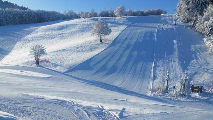plans d'hotonnes pistes ski