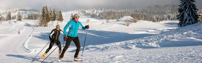 Ski nordique plateau de retord