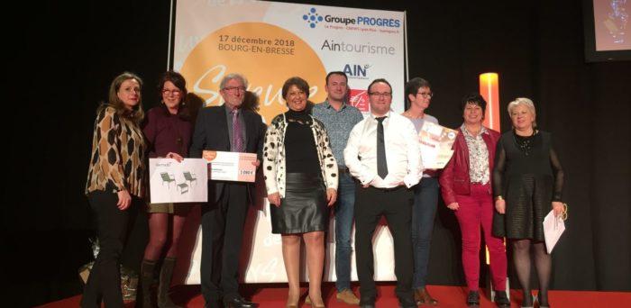 concours photo Saveurs de lAin : gala de remise des trophées
