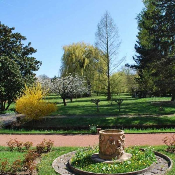 Parc du Château de Tanay