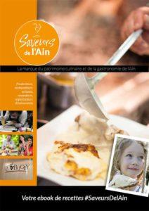 ebook recettes Saveurs de l'Ain