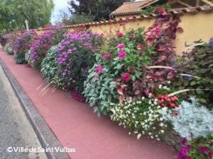 SAINT VULBAS 4 fleurs