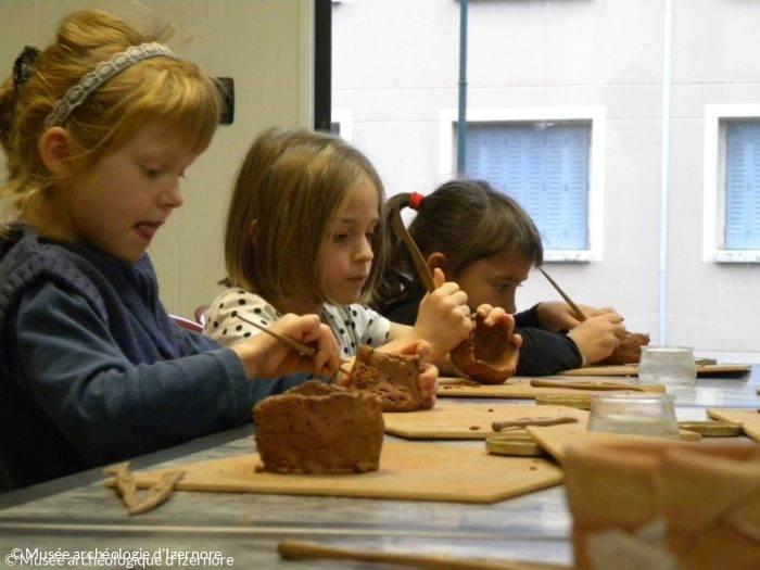 Atelier poterie antique
