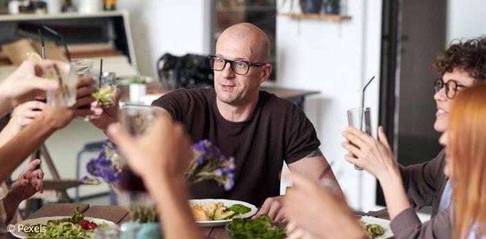 repas famille fete noel