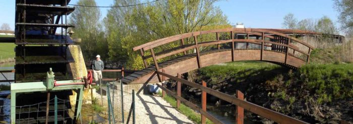 moulin de Cezille : Moulin Gaud à Jayat