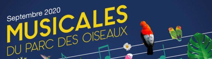 Festival Les Musicales du Parc des Oiseaux, Villars