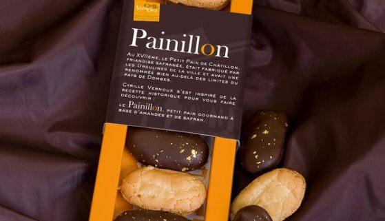 painillon, biscuit saveurs de l'Ain