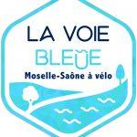 Voie bleue : logo