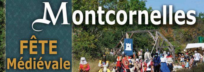 Grande fete medievale à Montcornelles : 10 et 11 juillet 2021