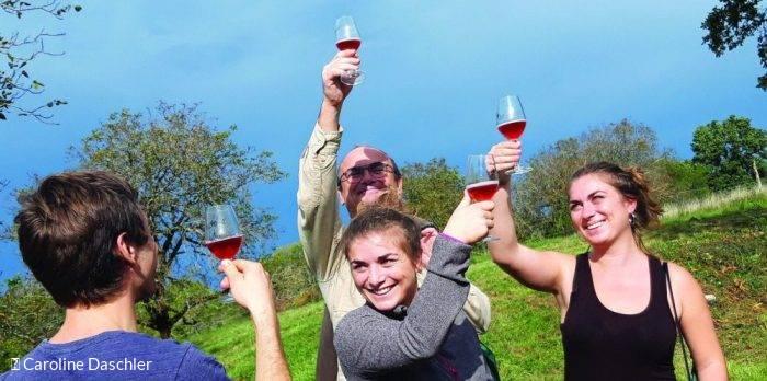 escapade sommeliere : fascinant weekend en Bugey