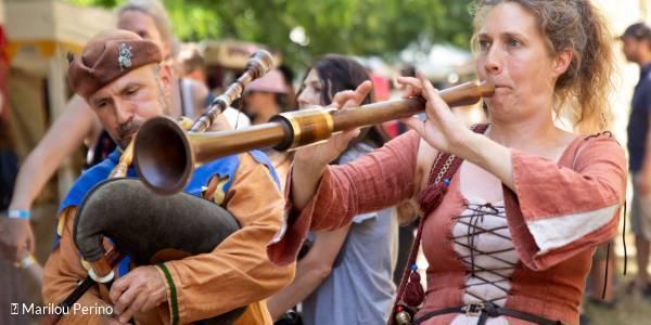 Fête médiévale de Pérouges