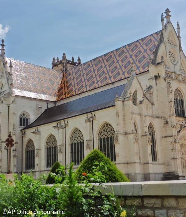 Le Monastère Royal de Brou, symbole de la Bresse et de l'Amour