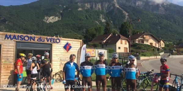 Journée cyclo du Grand Colombier