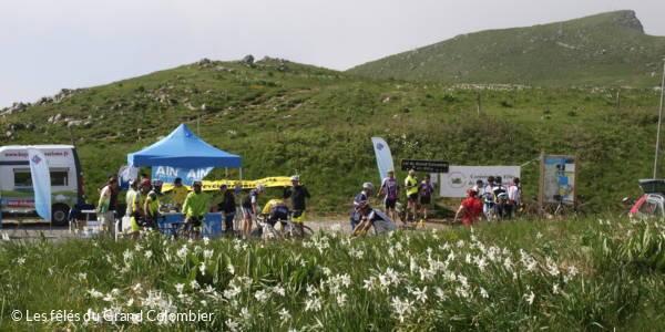Fête du vélo -Randonnées cyclistes et pédestres L'Ain-vin-cible & Vignobles Patrimoine du Bugey