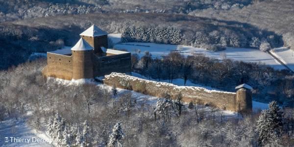 Visite audio guidée : le château des Allymes