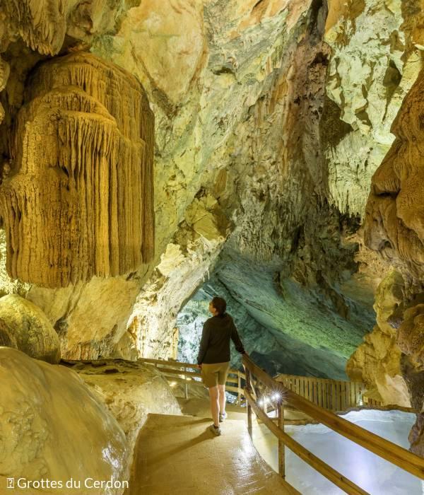 Grottes du Cerdon, Parc de Loisirs Préhistoriques