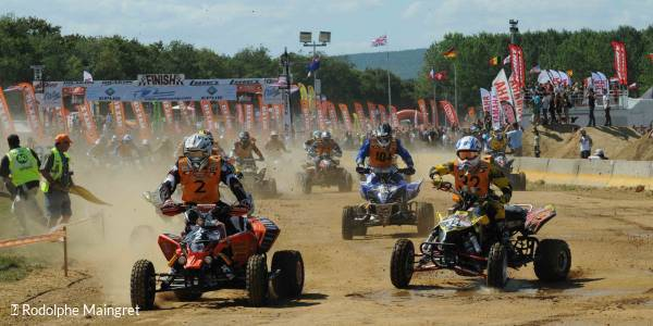'12 heures de Pont-de-Vaux' Maxxis Mondial de quad